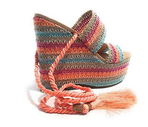 Schutz - Zapatos de vestir para mujer multicolor multicolor