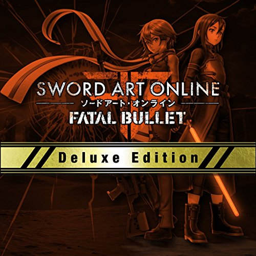 Sword Art Online: Fatal Bullet - Deluxe Edition - PS4 [Digital Code] by BANDAI NAMCO GAMES AMERICA INC.