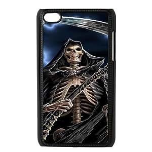 C-EUR Diy Phone Case Of Grim Reaper For Diy For Ipod mini Case Cover