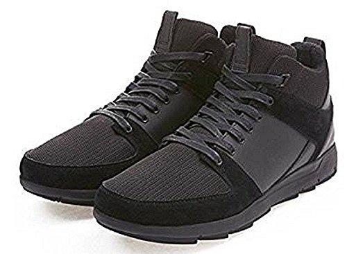 Boxfresh Sneakers Leder Schuhe Cowley Lea E14121 schwarz Gr 42
