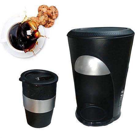 Máquinas de café de un solo servicio, cafetera de filtro personal ...
