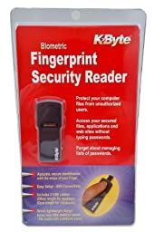 Thumbprint Security USB Reader