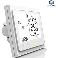 Qiumi Termostato Wifi para calefacción individual de calderas