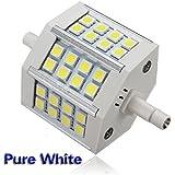 Sonline R7S 24 LED 5050 SMD Ampoule Blanc e Lampe non-Gradable
