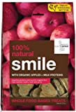 Isle of Dogs 100% Natural Smile Dog Treats, My Pet Supplies