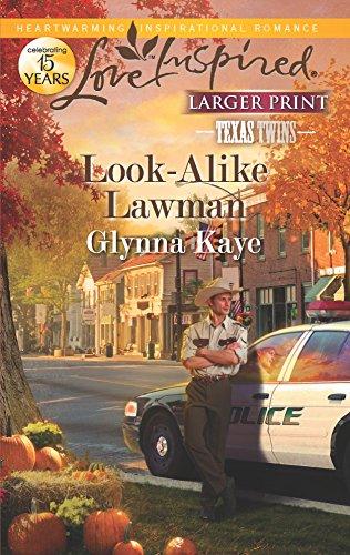 Look-Alike Lawman (Texas Twins)