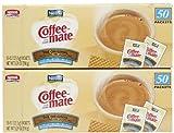 Coffee-mate Lite Powdered Creamer Singles - Original - 50 ct - 2 pk