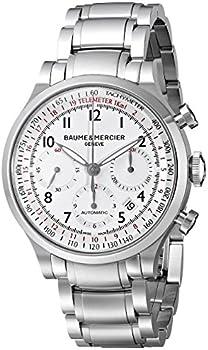 Baume & Mercier Men's Capeland Chronograph Watch