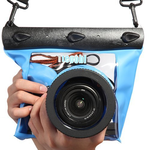 Underwater Camera Housing For Nikon D5100 - 9