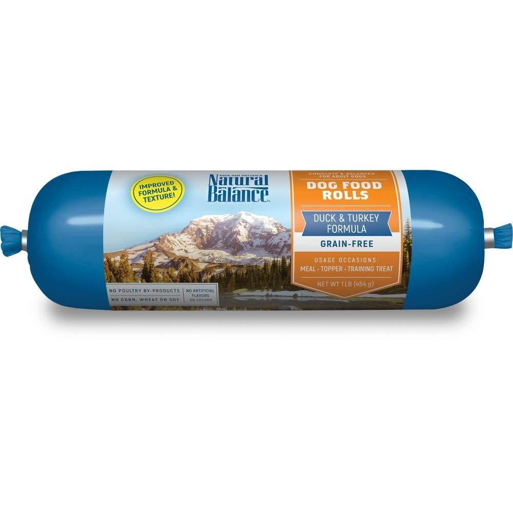 Natural Balance Duck & Turkey Formula Roll by Natural Balance