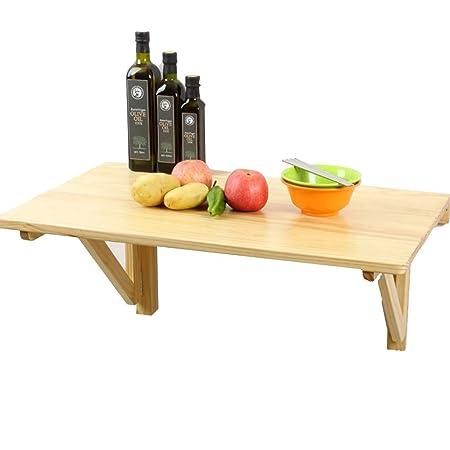 Mesas plegables mesa abatible pared Montado En La Pared Del ...