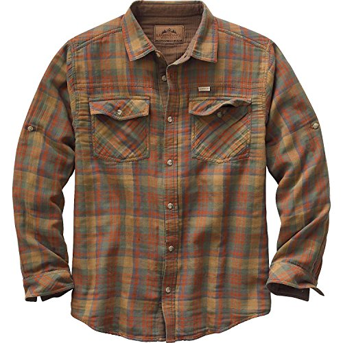 Legendary Whitetails Mens Lumberyard L/S Button Down Shirt