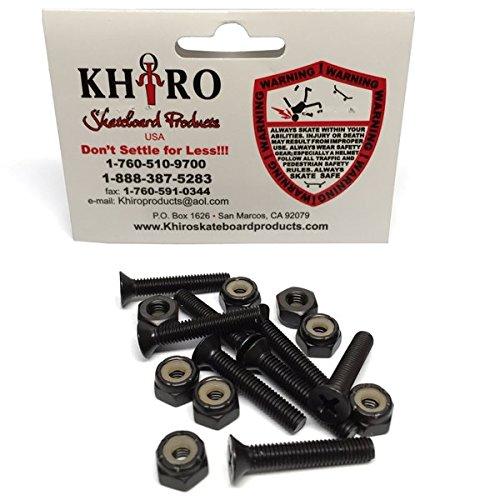 Khiro Flathead Hardware 1-1/4