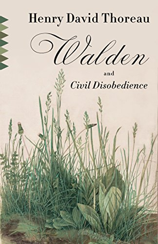 Walden & Civil Disobedience (Vintage Classics)