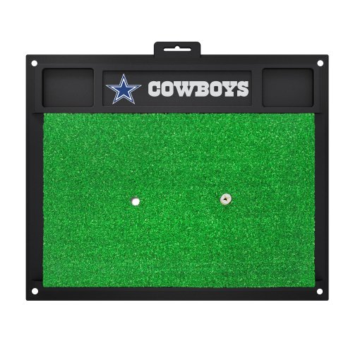 Fanmats 15459 Dallas Cowboys Golf Hitting Mat