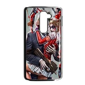Harley Quinn LG G2 Cell Phone Case Black JN73674K
