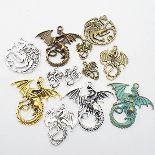 60 Pcs Christmas Series Charms Pendants Making DIY Jewelry Making Supplies
