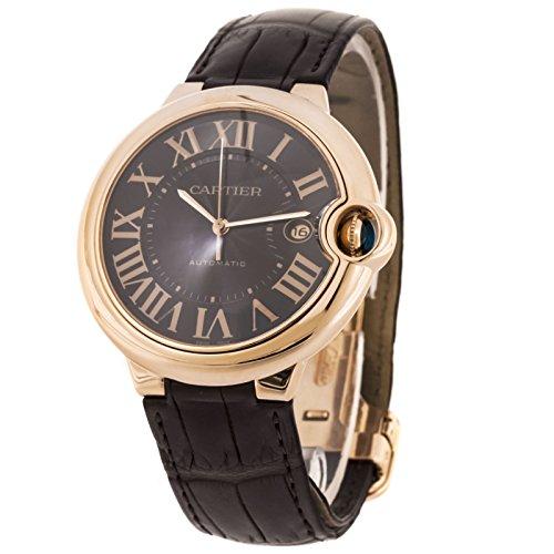 Cartier Ballon Bleu de Cartier automatic-self-wind mens Watch W6920037 (Certified Pre-owned)