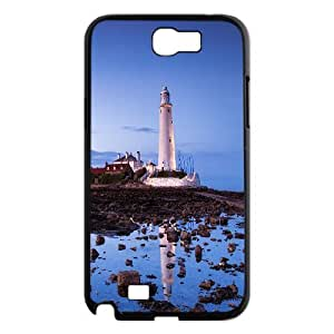 New Classic Cusomized Hard Cover Case for Samsung Galaxy Note 2 N7100 - Colorful Stone Phone Case LIB735435