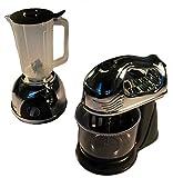 Kitchen Appliance Play Set - Battery Powered Blender & Mixer