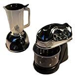 Kitchen Appliance Play Set - Battery Powered Blender & Mixer