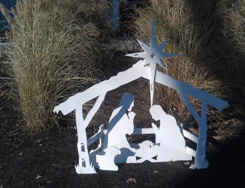 MyNativity Outdoor Christmas Nativity Set, Medium by MyNativity (Image #3)