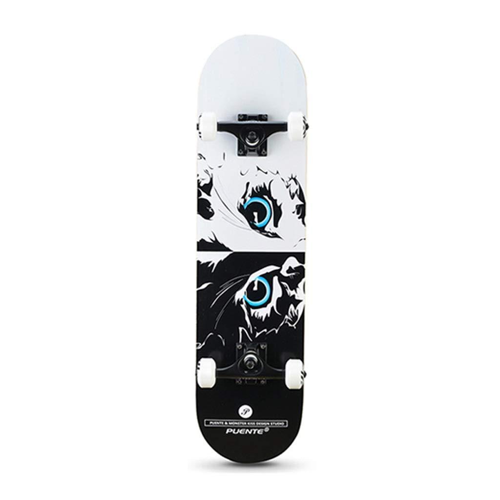 スケートボード7層デッキ31