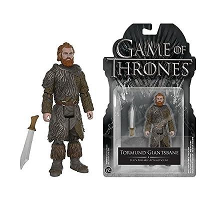 Funko Game of Thrones Tormund Giantsbane Action Figure: Funko Action Figure:: Toys & Games
