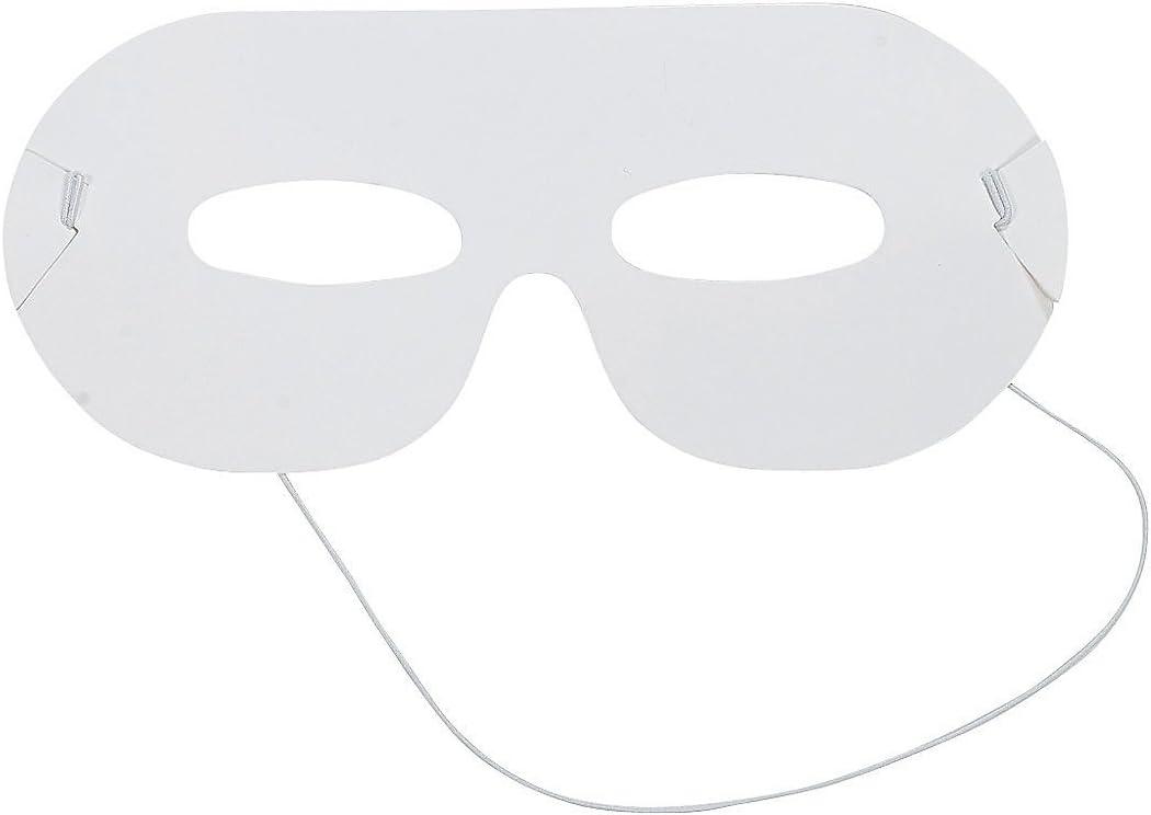 Design Your Own Eye Masks (2 dozen) - Bulk