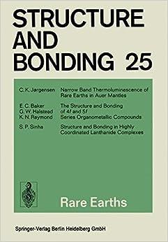 Ebooks Rare Earths Descargar PDF