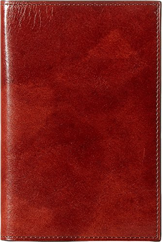 Bosca Old Leather Collection-Passport Case, Dark Brown