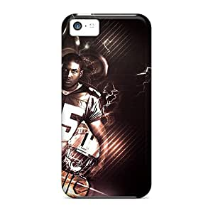 JCarrd Snap On Hard Case Cover New Orleans Saints Protector For Iphone 5c