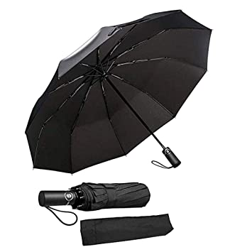 TAOtTAO - Paraguas Resistente al Viento, Elegante y Simple ...