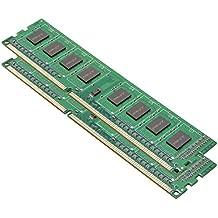 PNY DDR3 8GB (2x4GB) 1600MHz (PC3-12800) CAS 11 1.5V PC Memory Desktop Kit (MD8192KD3-1600-NHS-V2-Z)