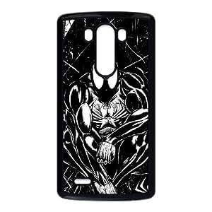 LG G3 Cell Phone Case Black Superhero Captain America, Spider Man, Iron Man, Wolverine, ant man, Green Arrow, Batman, Joker Logo 77 Uvofj