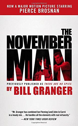 Read Online The November Man pdf epub