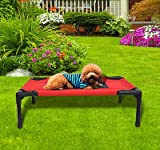 Generic New Pawhut Indoor Outdoor Portable Dog Cat Sleep Bed Elevated Camping Pet Cot
