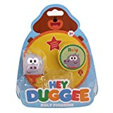 Hey Duggee Roly Figure with Feature Badge by Hey Duggee