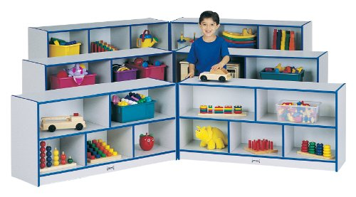 Rainbow Accents 0326JCWW007 Toddler Mobile Fold-N-Lock, Yellow (Toddler Fold N-lock Storage)