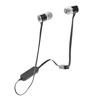 Amazon.com  Focal Spark Wireless in-Ear Headphones with 3-Button Remote and  Microphone (Black)  Electronics 7e479cf9b2