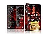 Best of Sabu in ECW - 5 Disc DVDr Set
