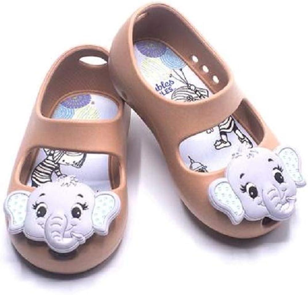 Baubles Soles Toddlers Kaia Shoes w//Interchangeable Bauble Twist Lock Bundle