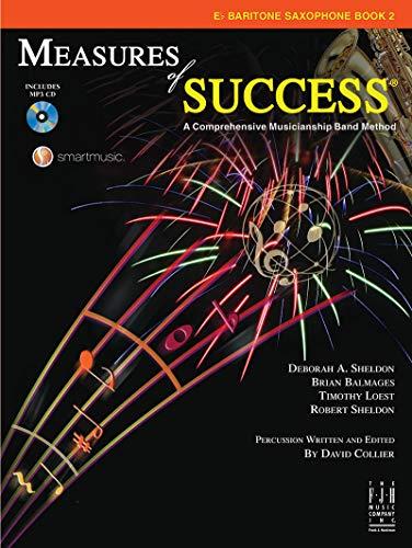 - Measures Of Success - Baritone Saxophone Book 2