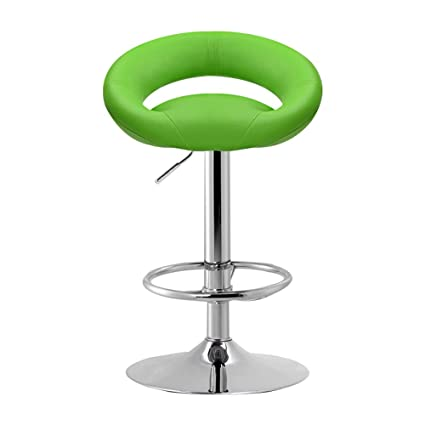 Bar Chair Crescent Style Bar Stool Front Desk Lift Cash Register High  Stools Fashion Simple