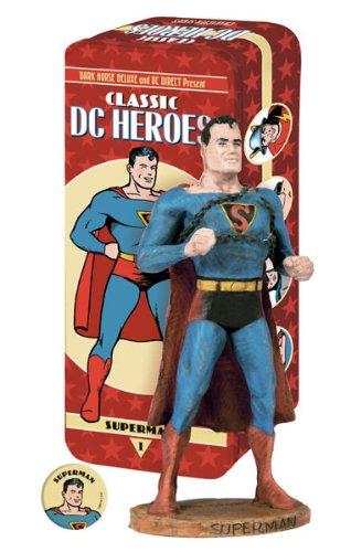 Classic DC Character  1 - Superman 13cm Statue