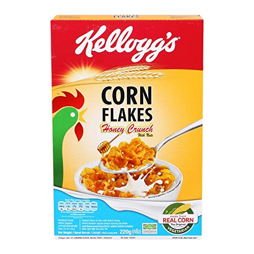 kelloggs-breakfast-cereal-corn-flakes-honey-crunch-with-nuts-220-g-pack-of-1-unit-beststore-by-kk