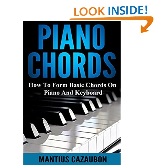 Basic Piano Chords Amazon