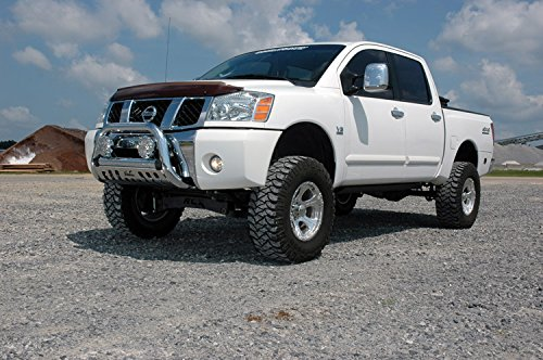 Lifted Nissan Titan >> Rough Country 6 Lift Kit Compatible W 2004 2015 Nissan Titan W N3 Struts Shocks Suspension Knuckles Suspension 875 23