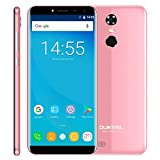 OUKITEL C8 2GB+16GB 5.5 inch Android 7.0 MTK6850A Quad Core up to 1.3GHz WCDMA & GSM (Pink)