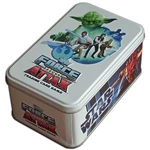 Star Wars Force Attax Movie Collection Tin [Importación alemana]